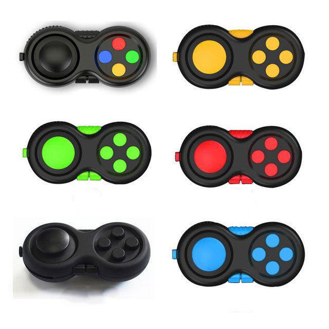 Fidget Pad - Game Controllers