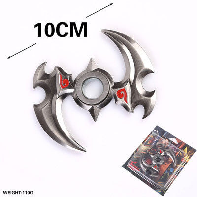 Fidget Spinner - Blood Elves Ninja Blade