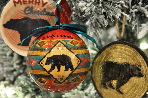 bear ornaments