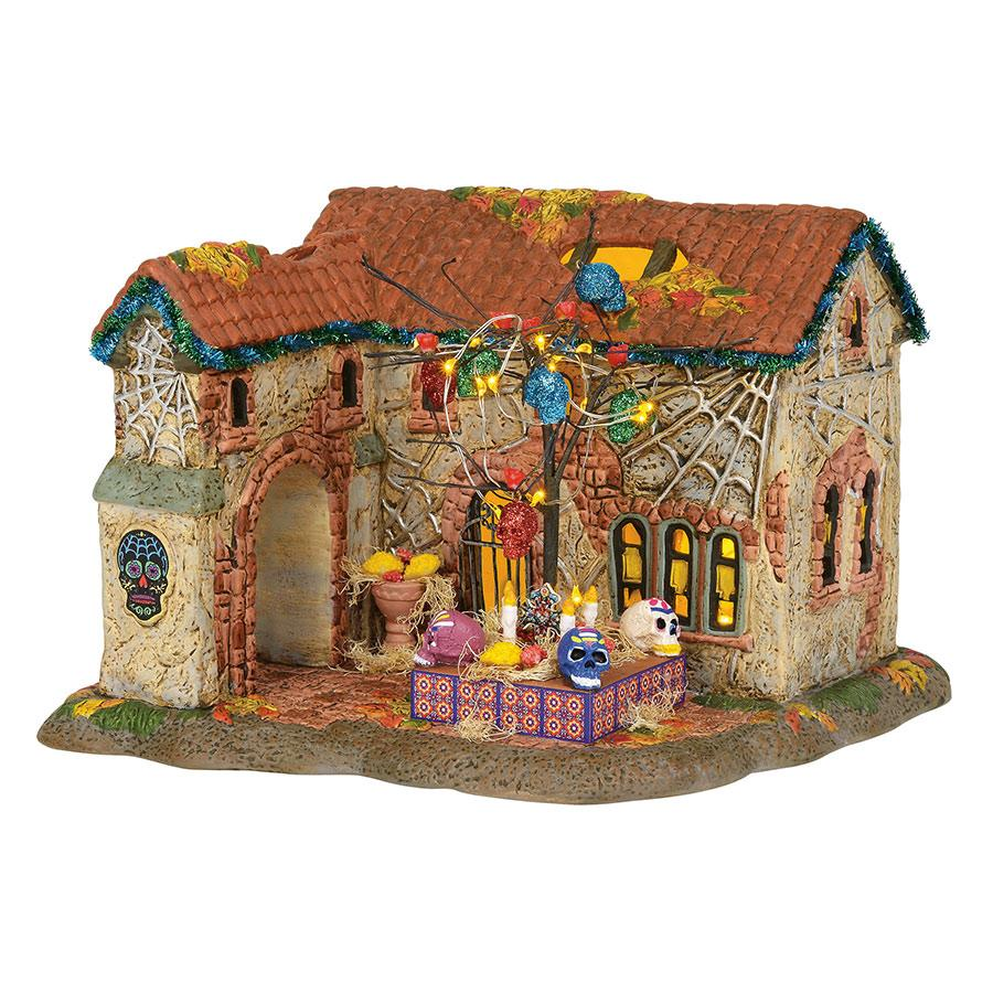 Day of the dead house department 56