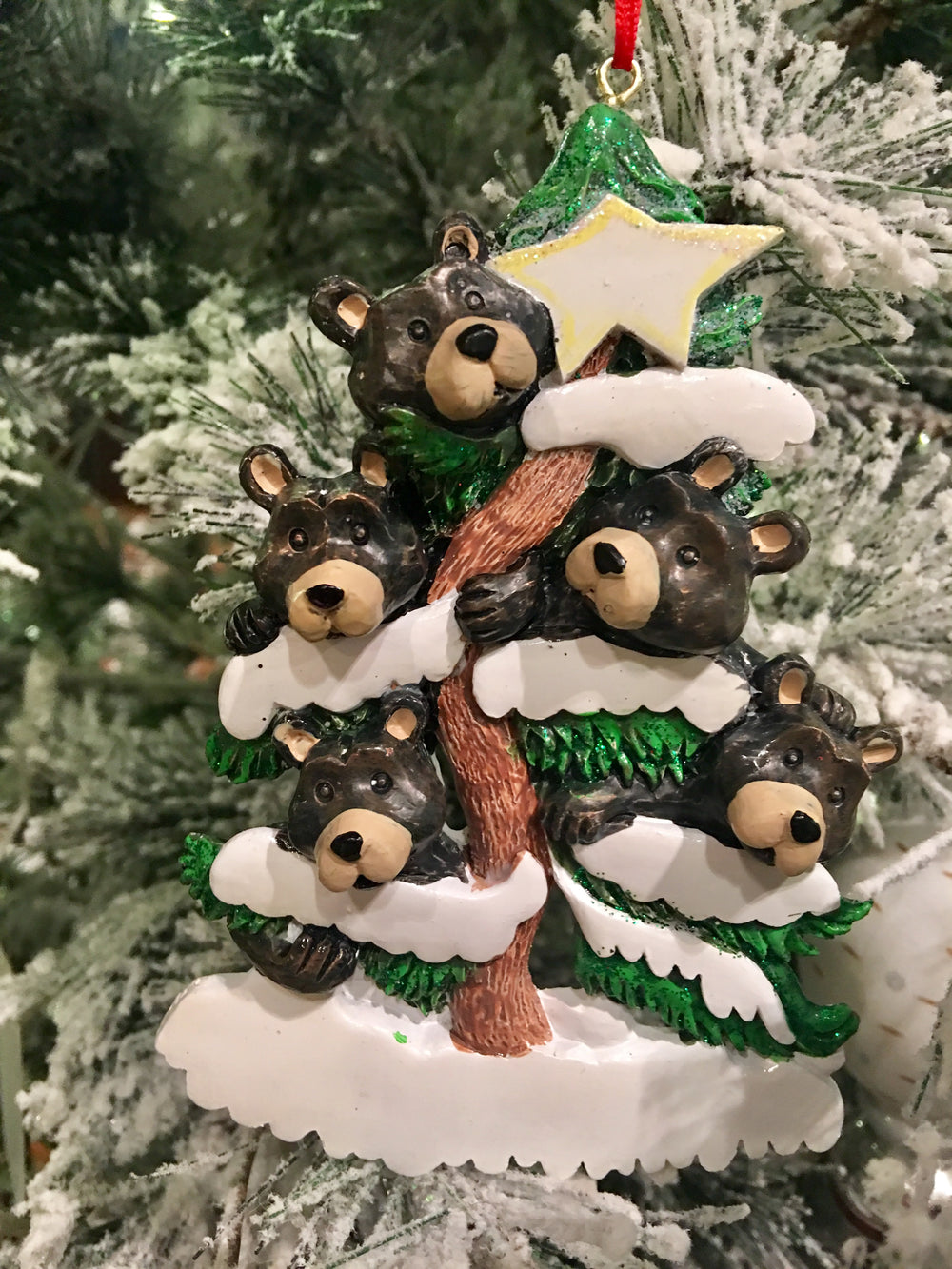 Bears in Tree/5