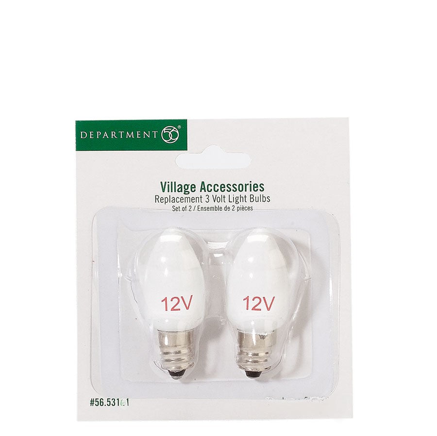 replacement bulbs village