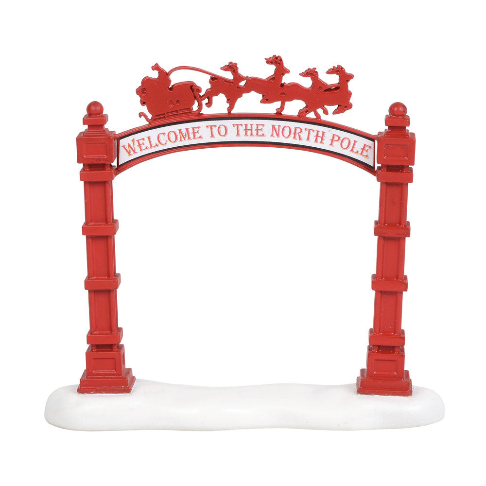 North Pole Archway department 56