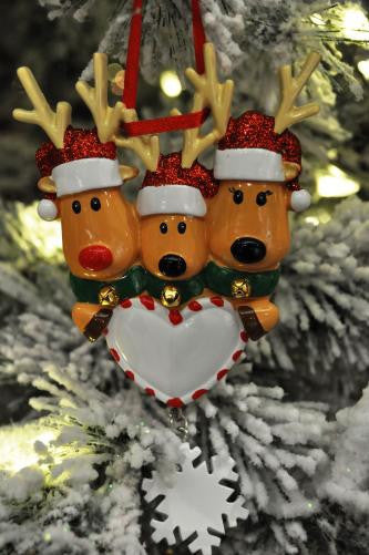 New Reindeer Family 3