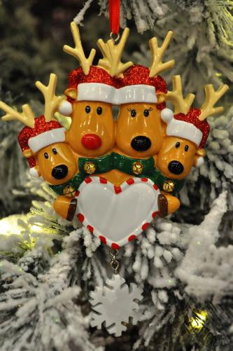 New Reindeer Family 4
