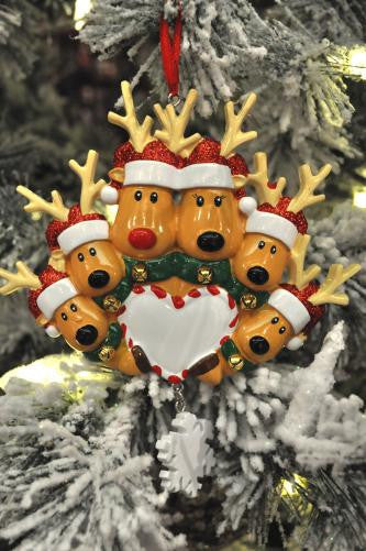 New Reindeer Family 6