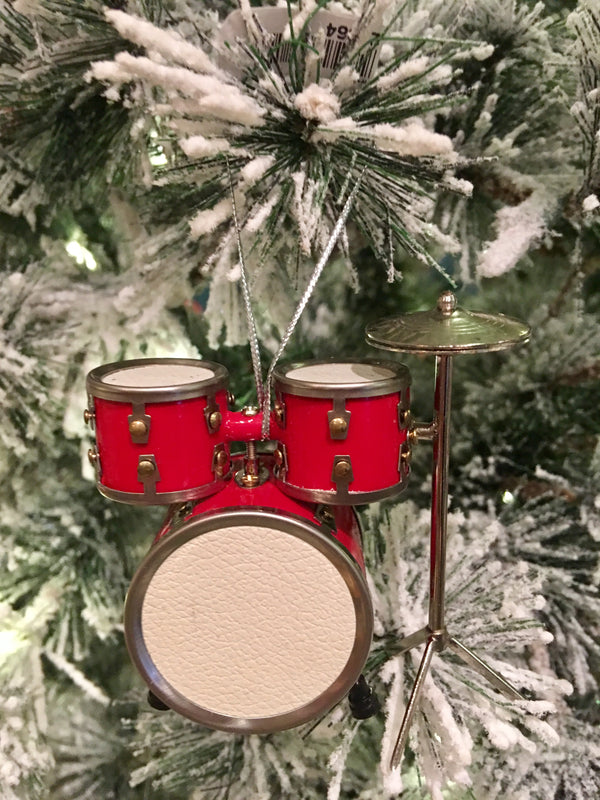 Drum kit ornament