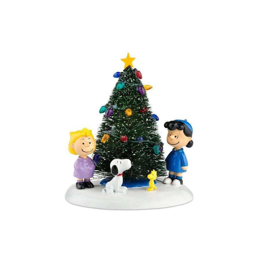 O'christmas Tree department 56