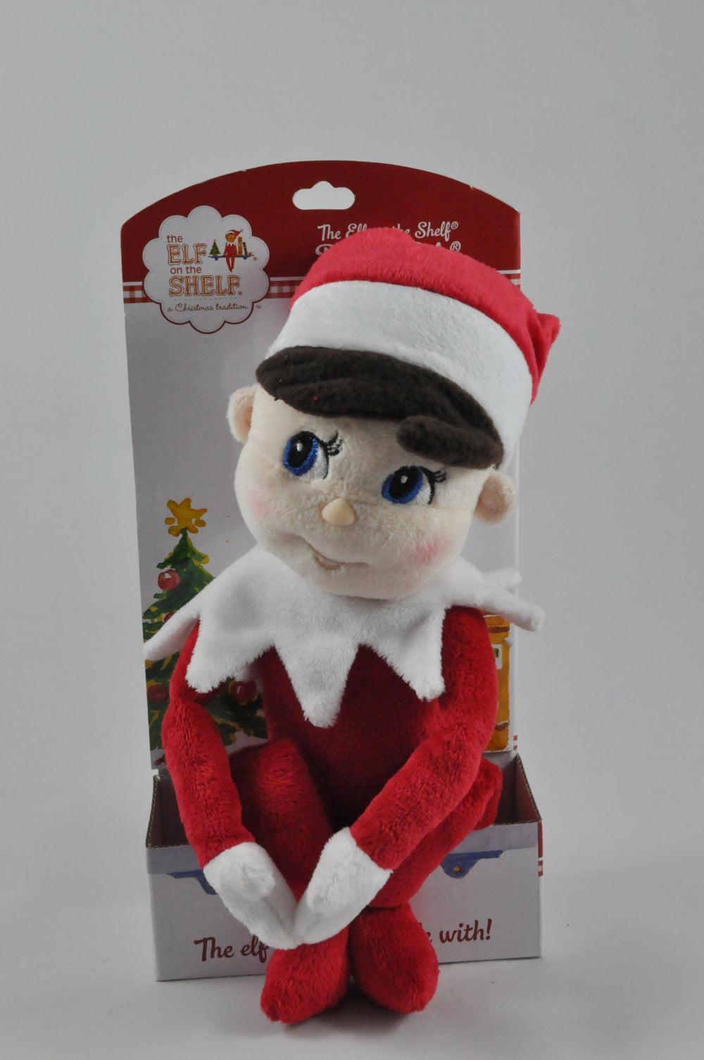 Elf on The Shelf Plushie Pal (Boy)
