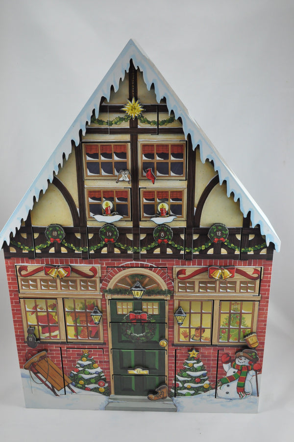 Christmas House Advent Calender
