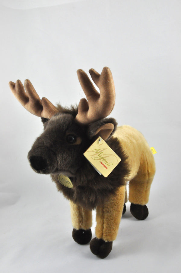 elk stuffed toy