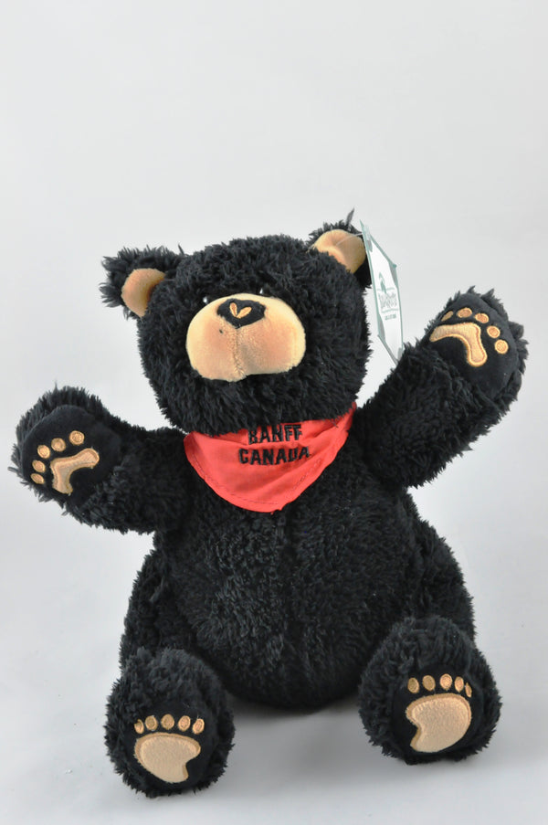 banff bear toy