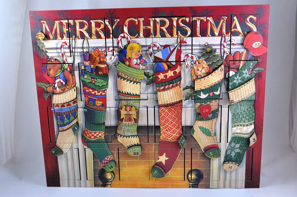 large advent calender