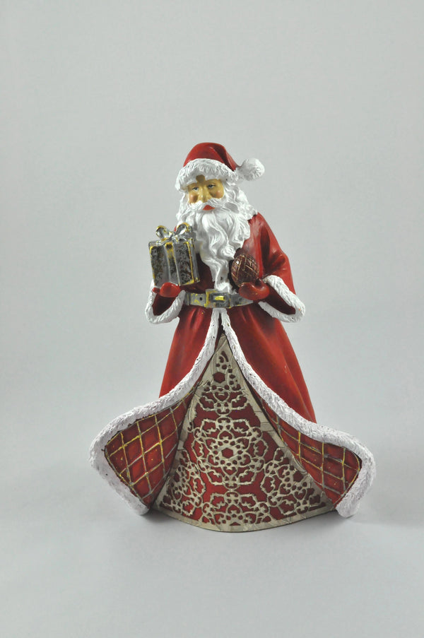 Red & Gold St. Nick (Gift)