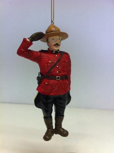 RCMP Ornament