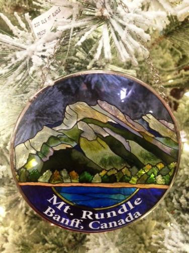 Mt. Rundle Glass Hang