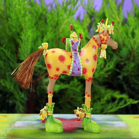 Maisy The Horse Ornament