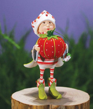 Prancer's Tailor Elf Ornament