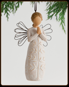 A Tree, A Prayer Ornament