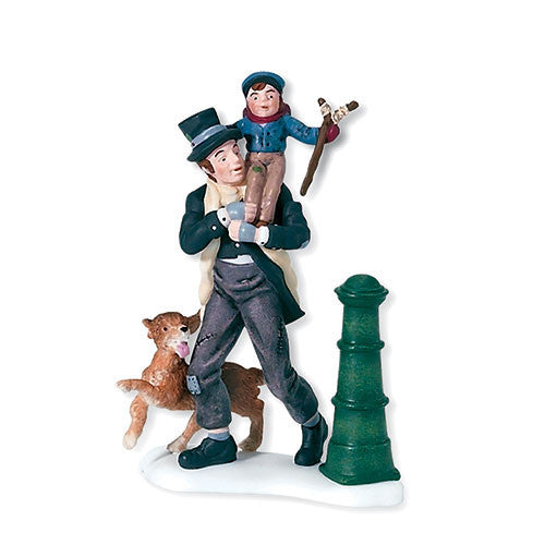 Bob cratchit and tiny Tim department 56