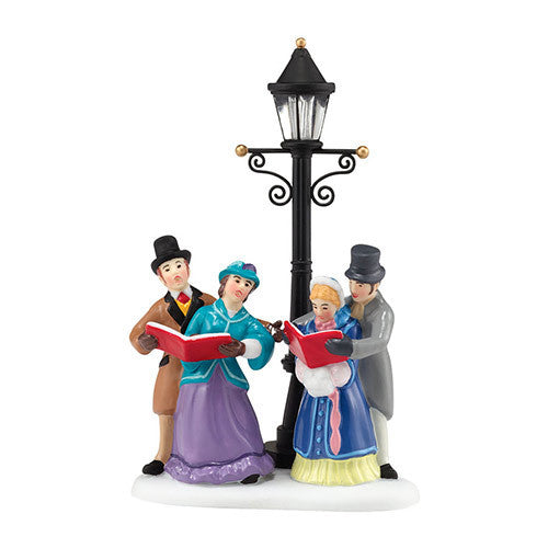 Caroling by lamplight department 56
