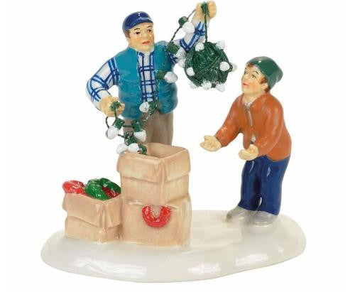 clark and rusty department 56