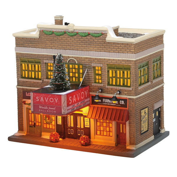 The savoy ballroom department 56