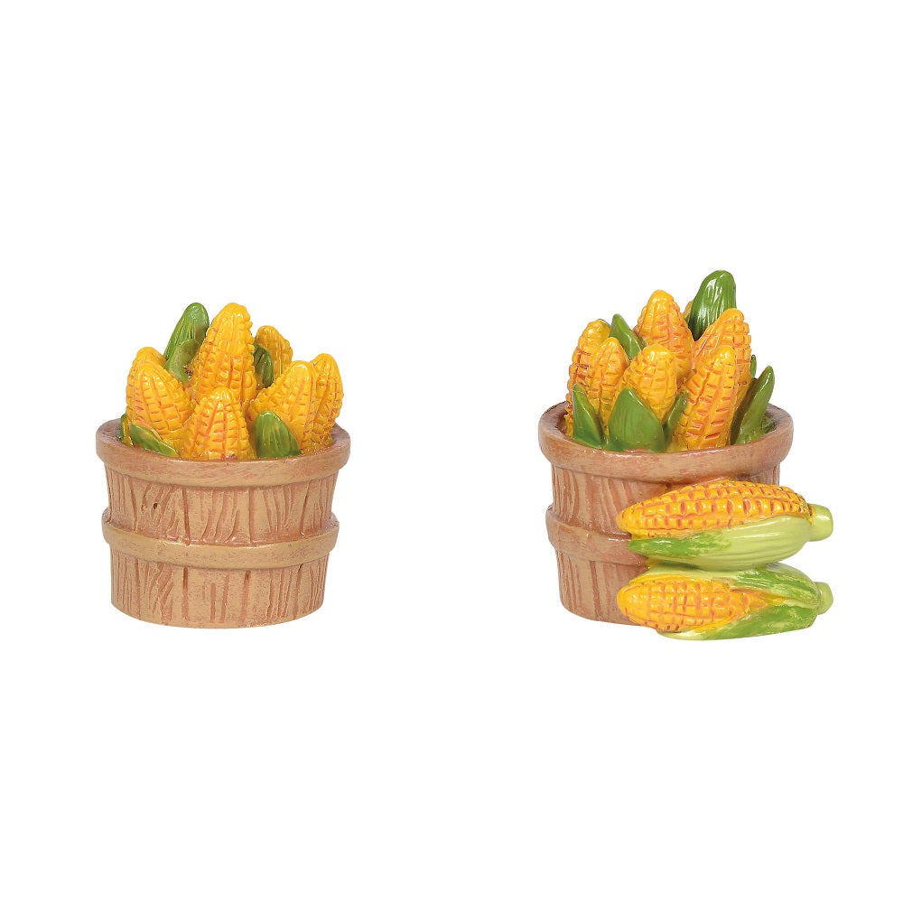 Village Baskets of Corn