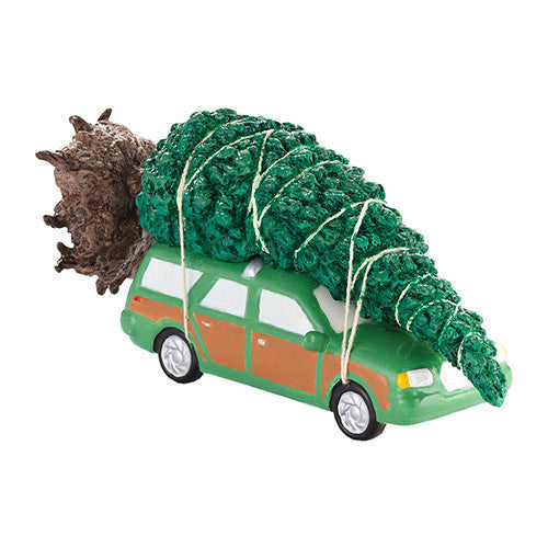 The griswolds family Christmas tree department 56