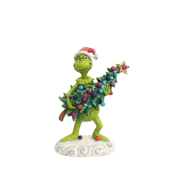 grinch stealing tree jim shore