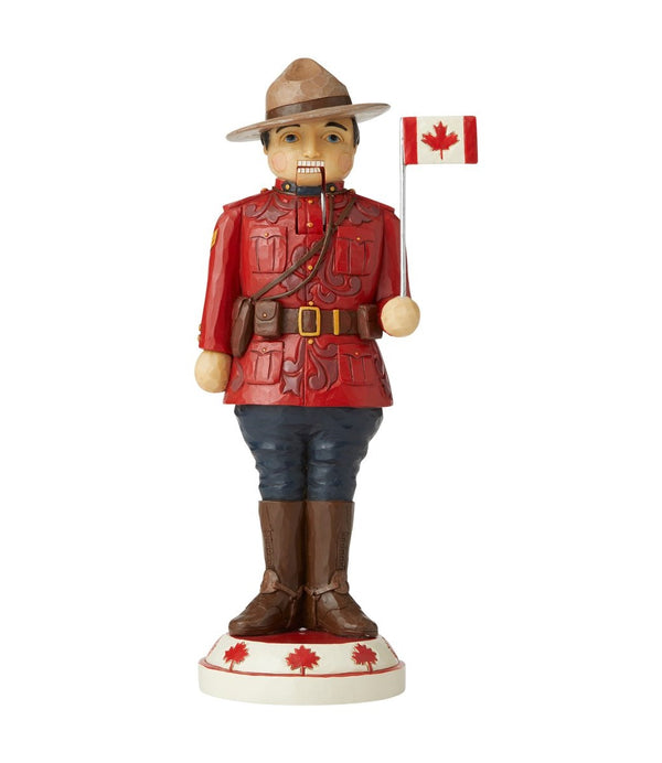 Mountie Nutcracker