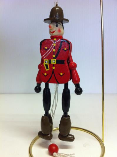 RCMP Jumping Jack