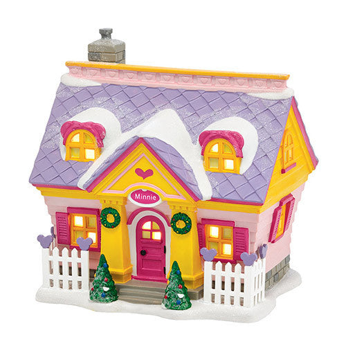 Minnie's house department 56