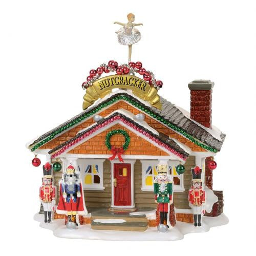 The Nutcracker House