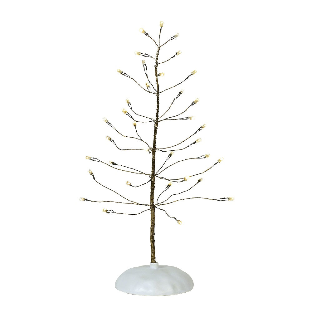 winter brite tree white d56