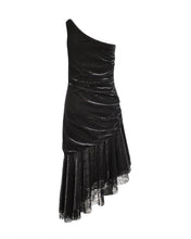 ASYMMETRICAL DRESS - WOMEN'S SIZE S