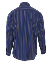 STRIPED BUTTON UP - MEN'S SIZE M/L