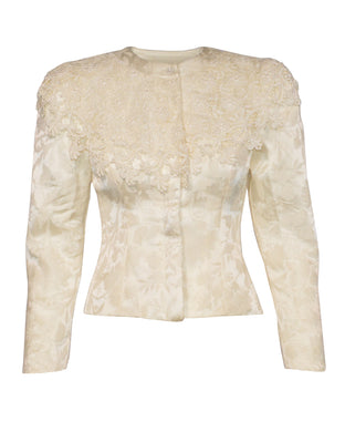 BRIDAL JACKET - WOMEN'S SIZE S