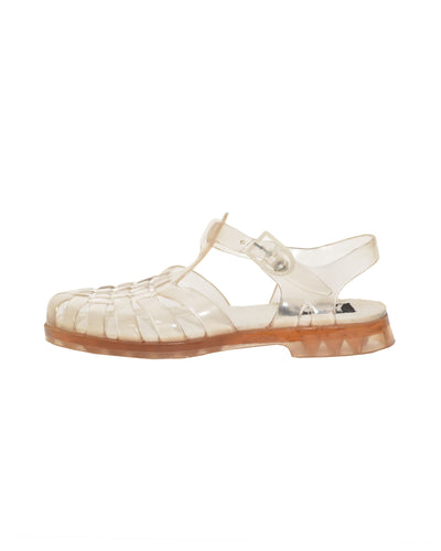 CLEAR JELLIES - WOMEN'S SIZE 37
