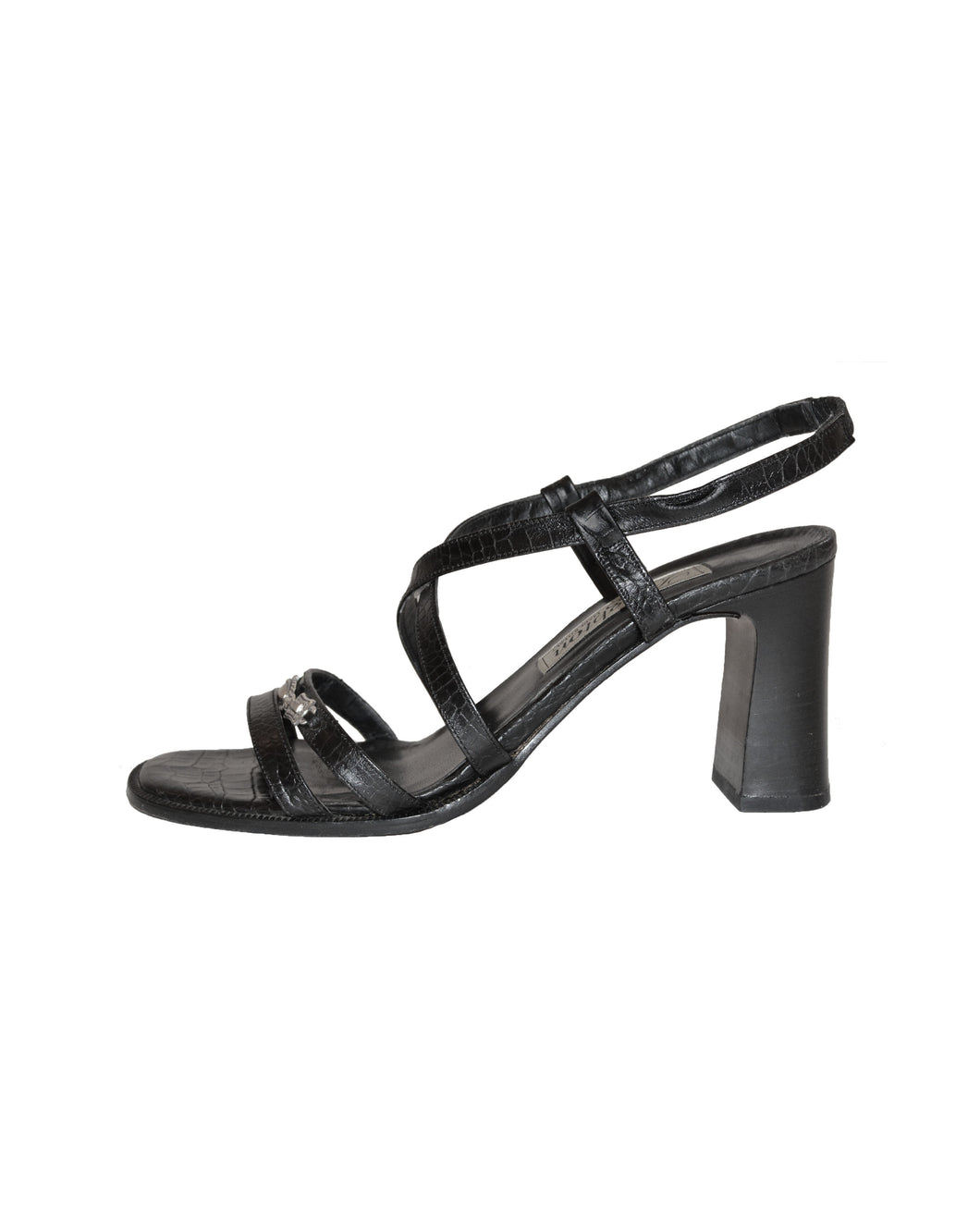 STRAPPY DOWN UNDER SANDAL - WOMEN'S SIZE 7 1/2