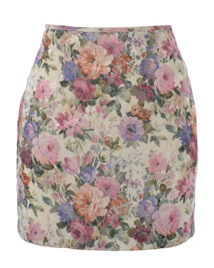 FLORAL MINI - WOMEN'S SIZE S