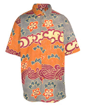PRINTED BUTTON UP - MEN'S SIZE XXL