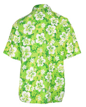 HAWAIIAN BUTTON UP - MEN'S SIZE XXL