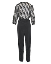 METALLIC JUMPSUIT - WOMEN'S SIZE 10