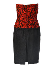 MEOW COCKTAIL DRESS - WOMEN'S SIZE XS/S