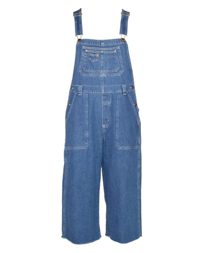 CROPPED OVERALLS - WOMEN'S SIZE M/L