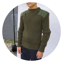 RIBBED SWEATER - MEN'S SIZE S/M