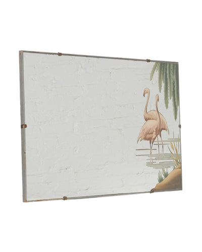 TURNER FLAMINGO MIRROR