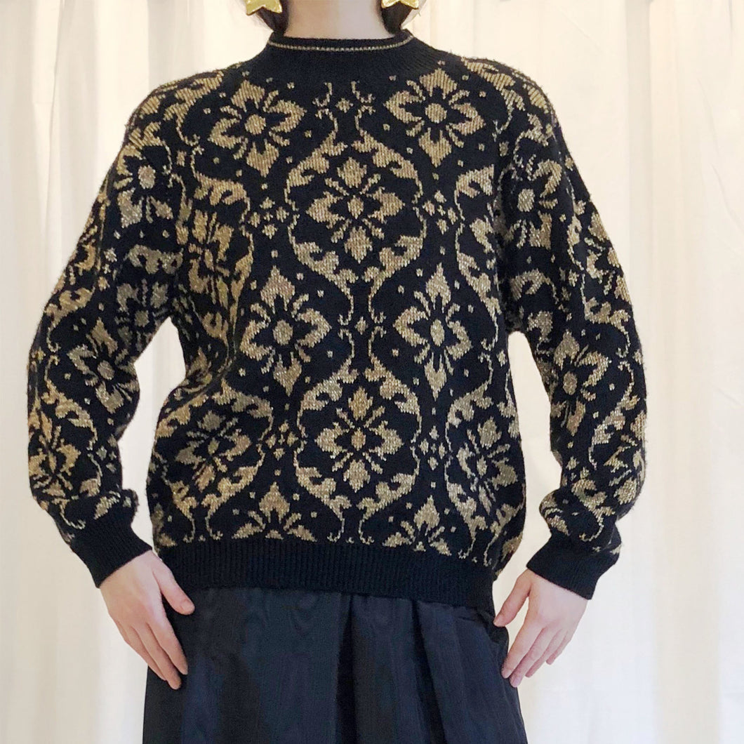 SHIMMER SWEATER - WOMEN'S SIZE M