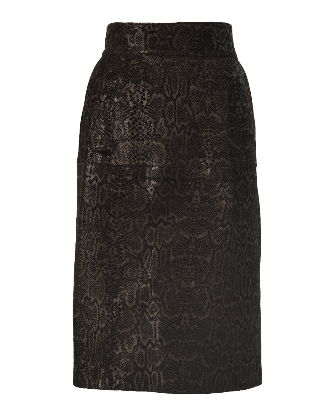 SLITHER MIDI SKIRT - WOMEN'S SIZE L